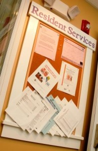 Resident Services Board